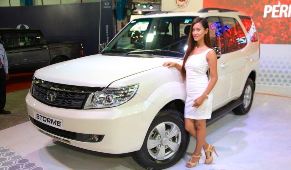 TATA Safari Strome VX 400 NM 4 X 4 Car 1