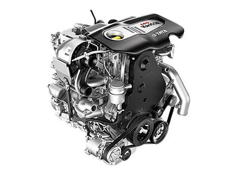 TATA Safari Strome car engine