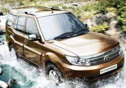 TATA Safari Strome car mileage