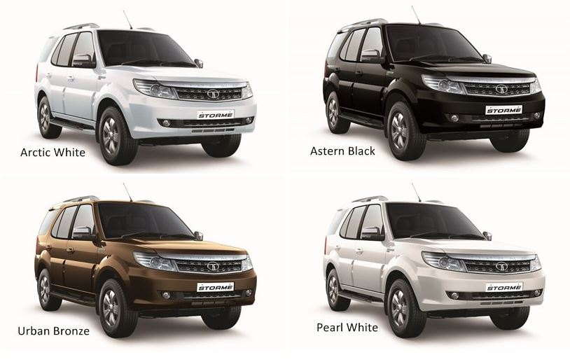 TATA Safari Strome car price in india