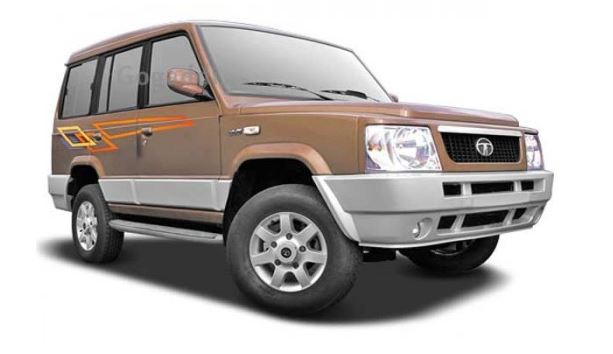 TATA Sumo Gold car price in india