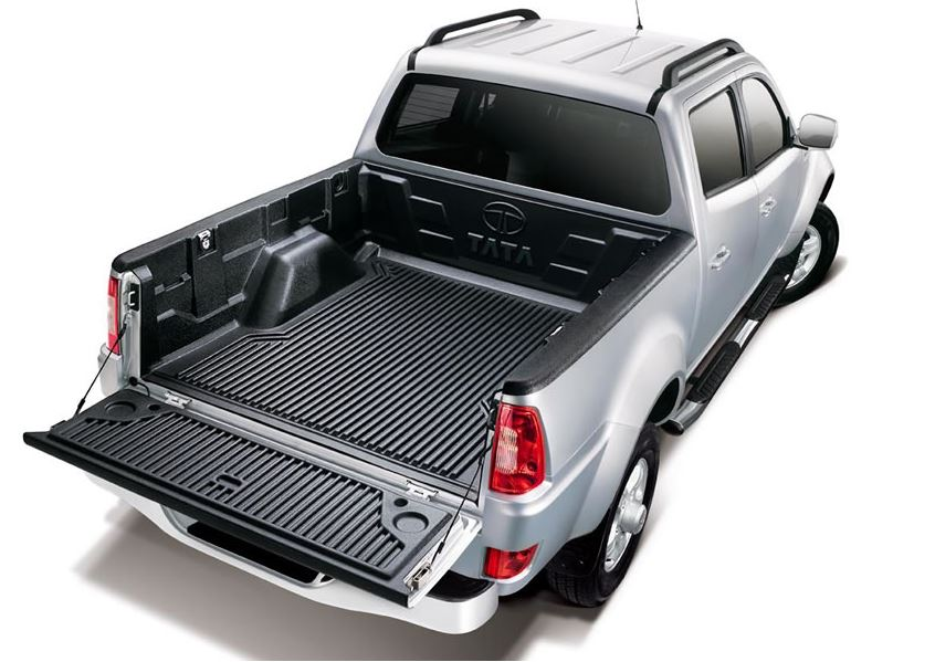 TATA XENON XT Pickup safety