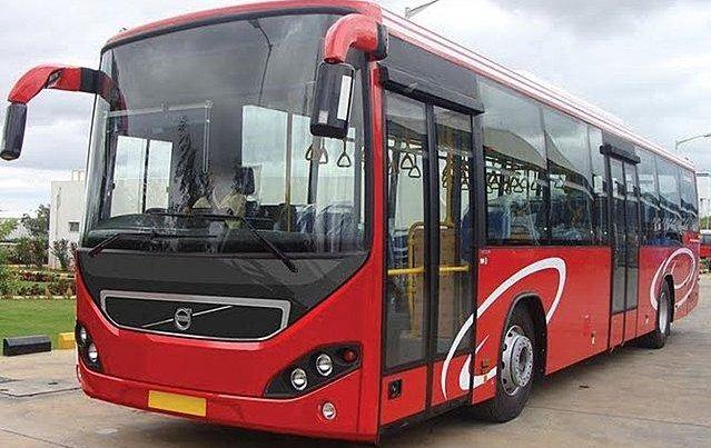 Volvo 8400 City Bus 1