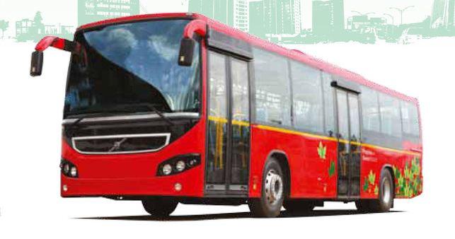 Volvo 8400 City Bus 2