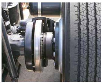 Volvo 8400 City Bus tyre
