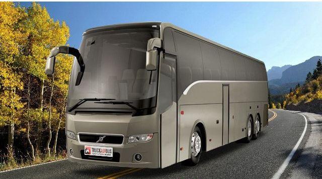 Volvo 9400 Intercity Coach bus 1