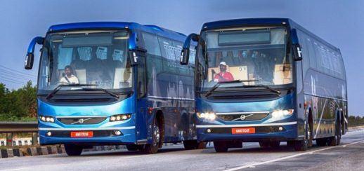 Volvo 9400 Intercity Coach bus 2