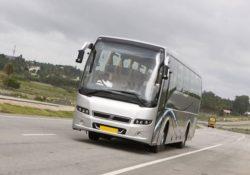 Volvo 9400XL Intercity Coach bus 1