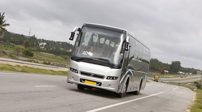 Volvo 9400XL Intercity Coach bus 1