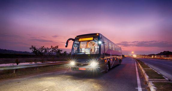 Volvo 9400XL Intercity Coach bus 2