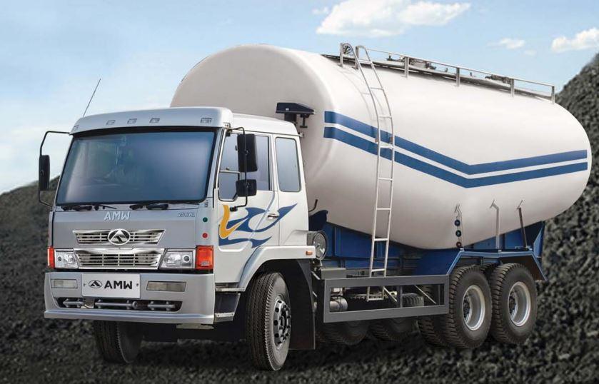 AMW 2518 HL Cab Heavy Duty Truck