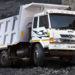 AMW 2518TP Construction Tipper Truck Price , Specs, Features, Images