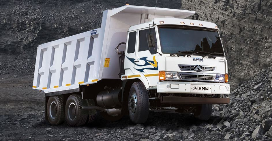 AMW 2518TP With Bell Crank Tipper