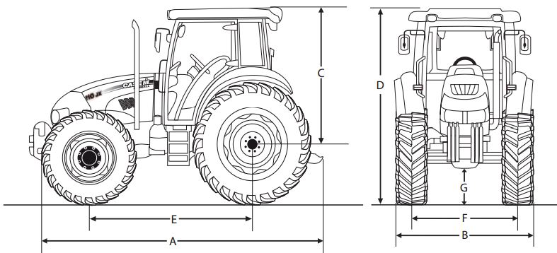 Line Drawing Tractor : Air tractor line art related keywords