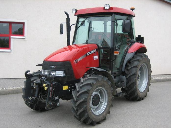 CASE FARMALL 70 JX Tractor