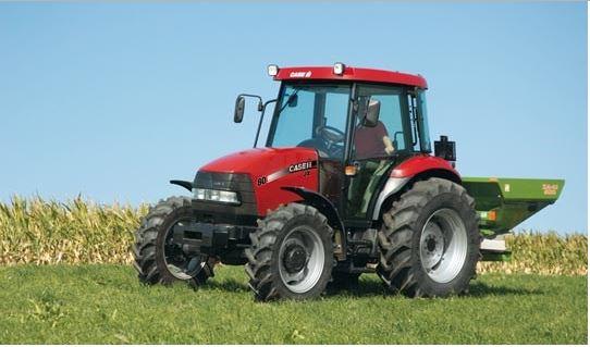 CASE FARMALL 80 JX Tractor
