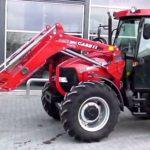 CASE FARMALL 90 JX Tractor
