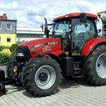 CASE IH MAXXUM 140 Tractor