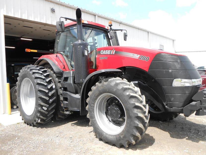 CASE IH Magnum 280 Tractor