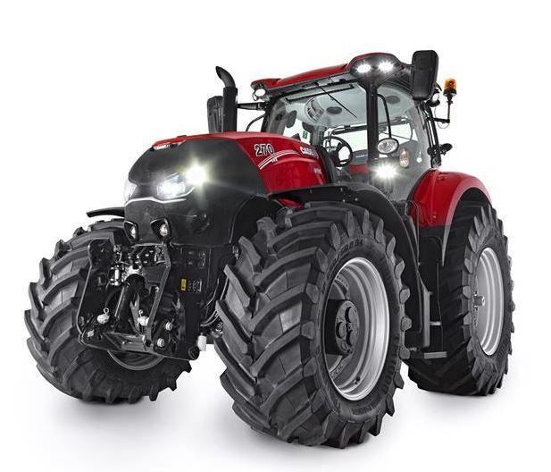 CASE IH OPTUM 270 CVT Tractor