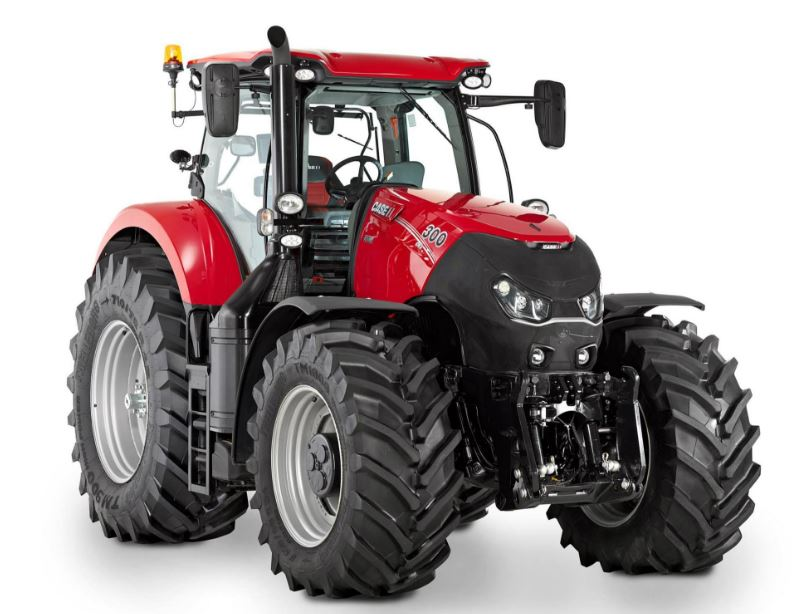 case ih optum series tractor specifications price features