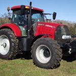 CASE IH PUMA 165 CVT Tractor