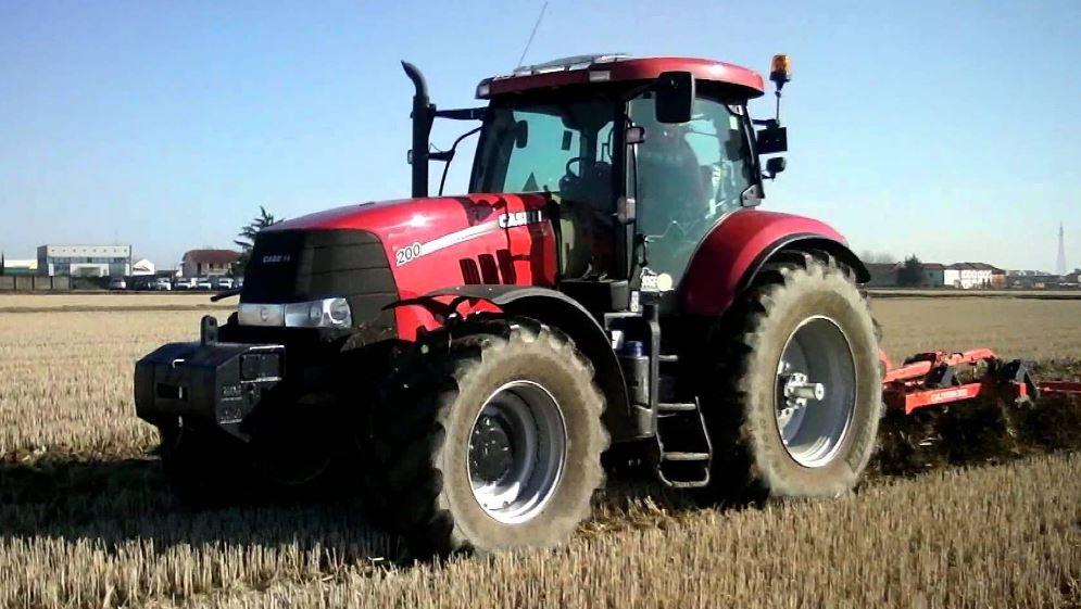 CASE IH PUMA 200 Tractor