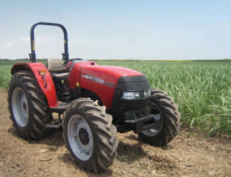 CASE IH Straddle JX 70 Tractor