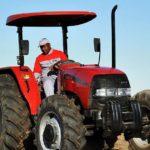 CASE IH Straddle JX 80 Tractor