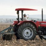 CASE IH Straddle JX 90 Tractor