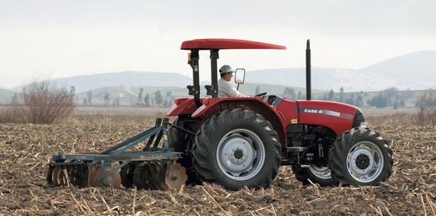 CASE IH Straddle JX 90 Tractor