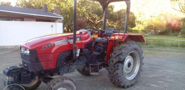 CASH IH JX55T Tractor