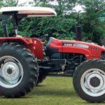 CASH IH JX75T Tractor
