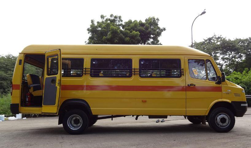 Force Traveller 26 School Bus Information Price ₹ 11 05 000