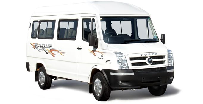 Force Traveller 3350 price in india