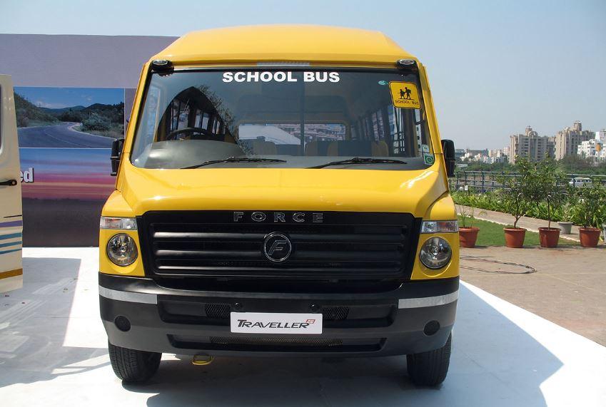 Force Traveller School Bus 1
