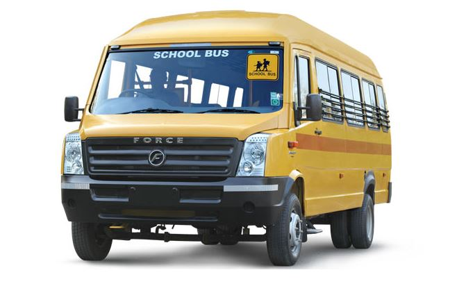 Force Traveller School Bus Specifications