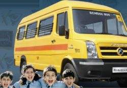 Force Traveller School Bus price in india