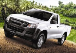 isuzu dmax single cab india price