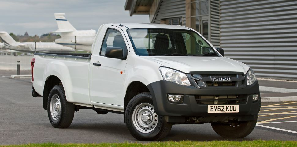 isuzu dmax single cab price in kenya