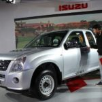 ISUZU D-MAX S-CAB Price in India, Specs, Features, Pics