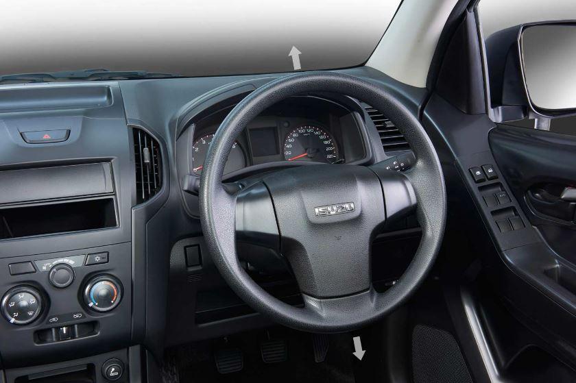 ISUZU D-MAX S-Cab Pickup comfort 2