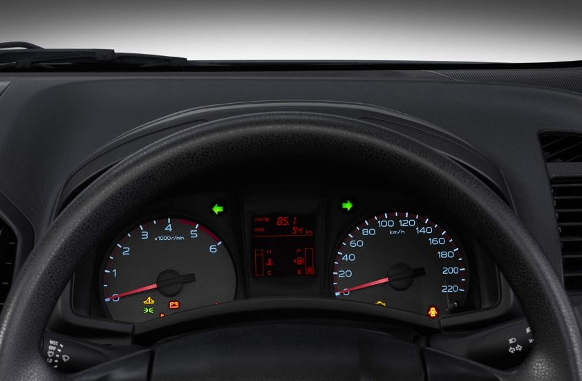 ISUZU D-MAX S-Cab Pickup dash panel