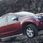 ISUZU D-MAX V-Cross Mileage Price Specifications Features Review