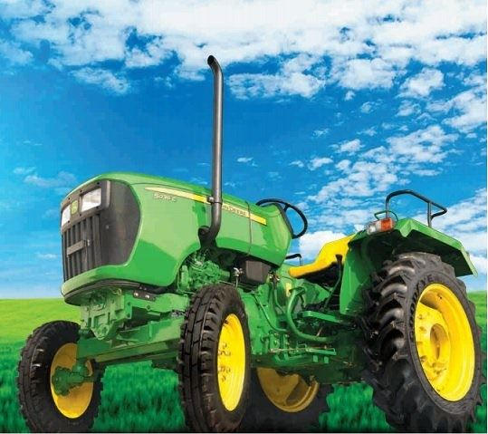 John Deere 5036 D Tractor features