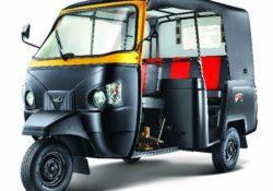 Mahindra Alfa Champ Auto Rickshaw