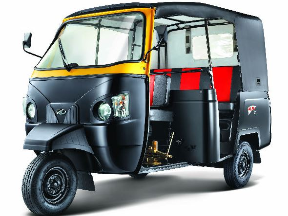 Piaggio Ape City includes a beautiful