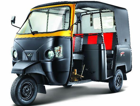 mahindra alfa passenger three wheeler price specs features pics
