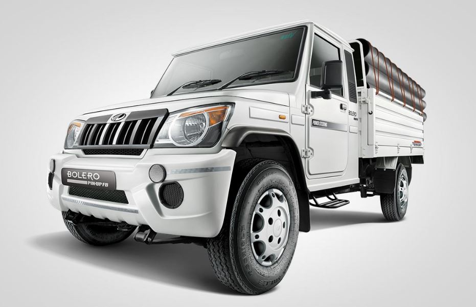 Mahindra BIG Bolero Pick-Up CBC