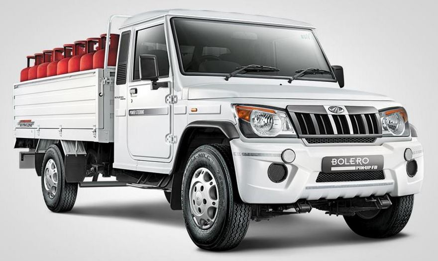 Mahindra Big Bolero Pick-Up 2WD 4WD
